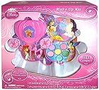 Disney Princess Makeup Kit Gift Set in Slide Out Case