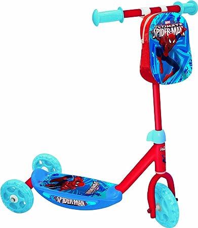 Mondo - 18320 - Vélo et Véhicule pour Enfant - My First Scooter - Ultimate Spiderman