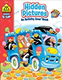 img - for Hidden Pictures Activity Zone book / textbook / text book