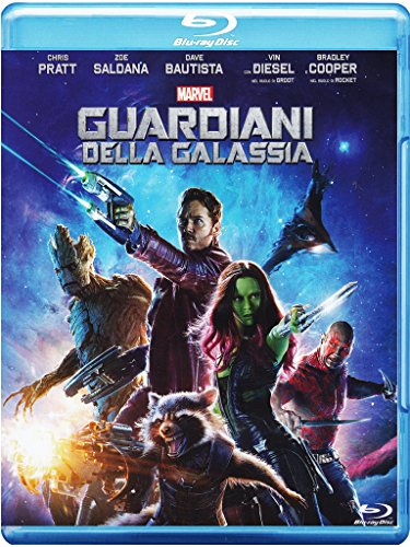 Guardiani Della Galassia [Blu-ray] [IT Import]
