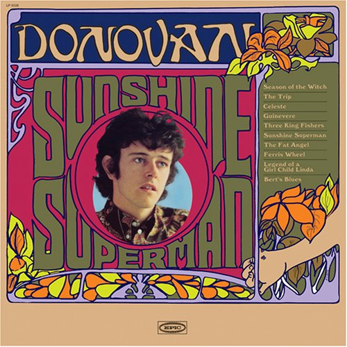 Donovan - Sunshine Superman VINYL - Lyrics2You