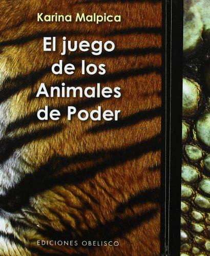 JUEGO DE LOS ANIMALES DE PODER+CARTAS (Cartomancia Y Tarot)