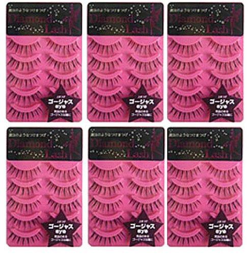 ダイヤモンドラッシュ ゴージャスeye DL551016パックセット