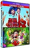 Tempête de boulettes géantes 1 & 2 [DVD + Copie digitale]