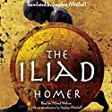 The Iliad (       UNABRIDGED) by Homer, Stephen Mitchell (translator) Narrated by Alfred Molina