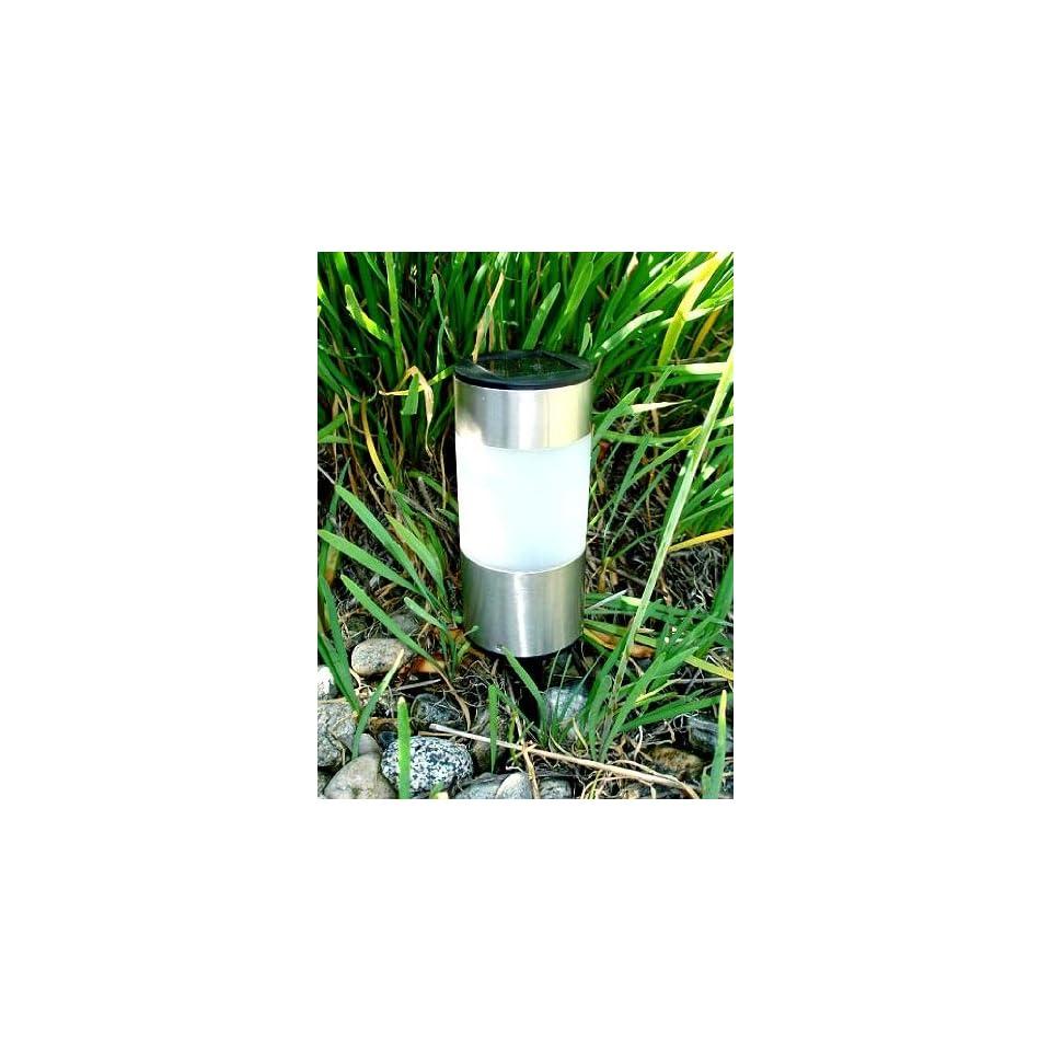 Stainless Steel Tube Solar Light (Short)