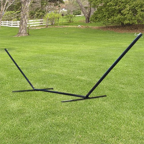 Best Backyard Hammock : Best Choice Products Hammock Stand 15 Solid Steel Beam Construction