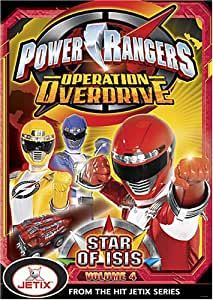 Power Rangers: Operation Overd