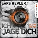 Ich jage dich Audiobook by Lars Kepler Narrated by Simon Jäger