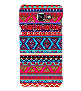 printtech Ethnic Tribal Pattern Back Case Cover for Samsung Galaxy A7 (2016)