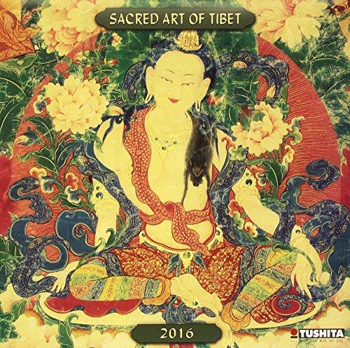 Sacred Art of Tibet 2016 (Mindful Editions)