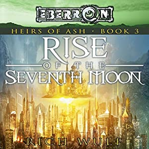 Rise of the Seventh Moon Audiobook