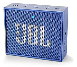 JBL GO Portable Wireless Bluetooth Speaker (Blue)
