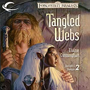 Tangled Webs: Forgotten Realms: Starlight & Shadows, Book 2 | [Elaine Cunningham]