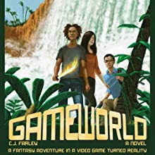 Game World (       UNABRIDGED) by C. J. Farley Narrated by Lisa Renee Pitts