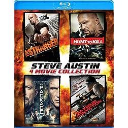 Steve Austin 4-Pack [Blu-ray]
