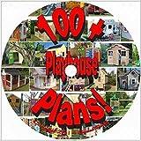 100 + Playhouse Plans & Designs Plus Outdoor Furniture & Accessories D120