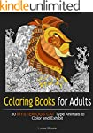 Coloring Books for Adults: 30 Mysteri...