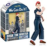 Accoutrements Rosie The Riveter Action Figure By Accoutrements