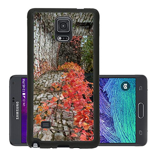 luxlady-premium-samsung-galaxy-note-4-aluminum-backplate-bumper-snap-case-image-id-25994490-road-wit