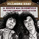 Fillmore East-Lost Concert Tap