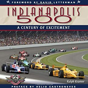 The Indianapolis 500: A Century of Excitement cover