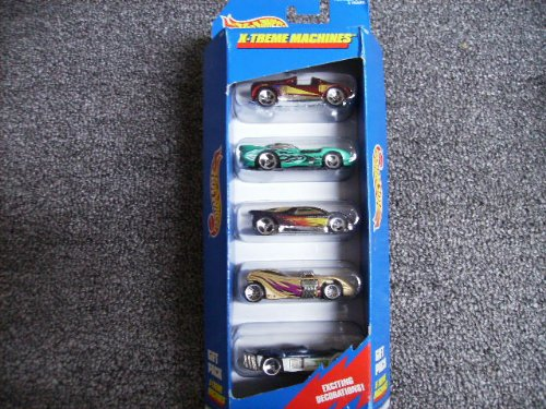 Hot Wheels X-treme Machines Gift Pack #18831 - 1