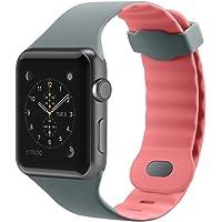 Belkin 38mm Sport Band for Apple Watch (Grey Pink)