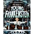 Young Frankenstein 40th Anniversary (Bilingual) [Blu-ray]