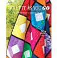 Quilt It as You Go: 5 Different Ways to Quilt as You Piece