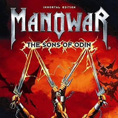The Sons of Odin/Ltd. (CD-EP + DVD)
