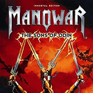 Sons Of Odin (Ltd.Ed) (W/Dvd)