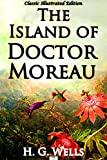 img - for The Island of Doctor Moreau (Classic Illustrated Edition) book / textbook / text book