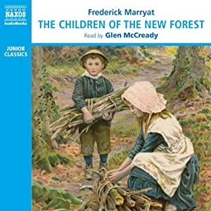 The Children of the New Forest | [Frederick Marryat]