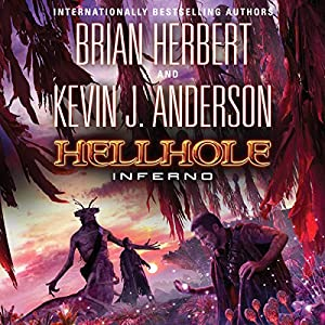 Hellhole Inferno Audiobook
