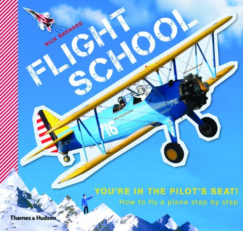 how to fly a plane book