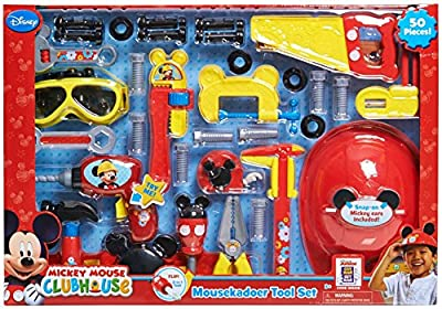 Disney Mickey Mouse Kadoer Tool Set