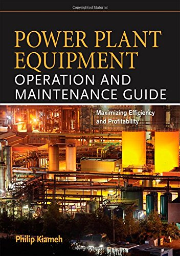 Power Plant Equipment Operation And Maintenance Guide