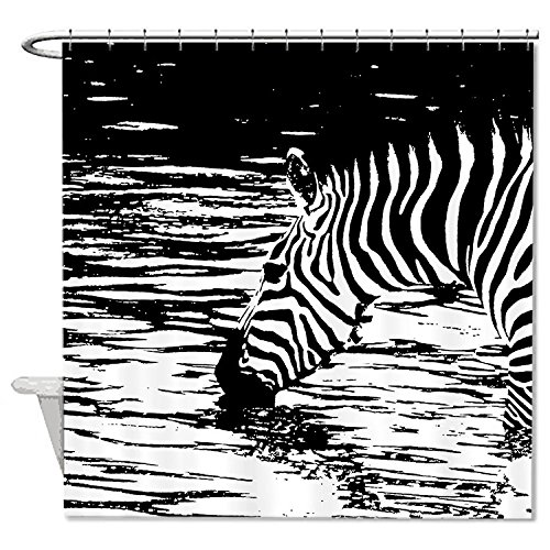 whiangfsoo-black-and-white-zebra-stripe-home-decro-bath-shower-curtain-60x72