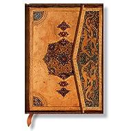 Safawidische Bindekunst - Notizbuch Midi Liniert - Paperblanks