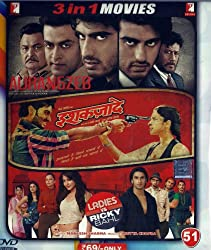 Aurangzeb/Ishqzaade/Ladies Vs Ricky Bahl
