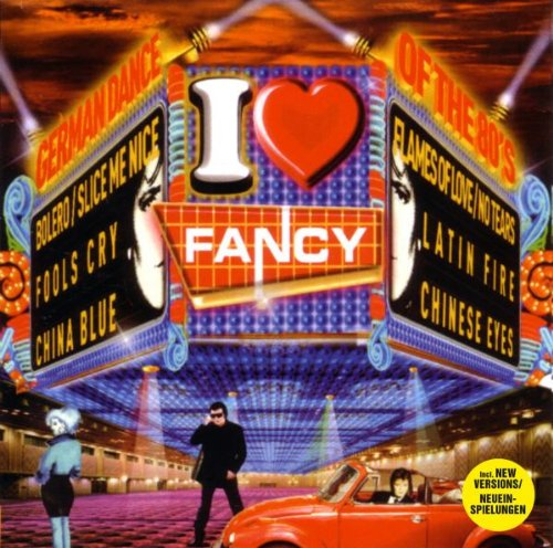 Fancy - I Love Fancy - Zortam Music