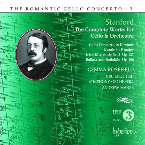 THE ROMANTIC CELLO CONCERTO /VOL.3