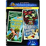 Midnite Movies Double Feature (The Phantom From 10,000 Leagues / The Beast With 1,000,000 Eyes) (Bilingual)by Paul Birch