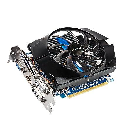 Gigabyte N740D5OC-2GI Carte graphique Nvidia GeForce GT 740 993 MHz 2048 Mo PCI Express