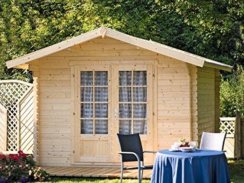 Wolff Finnhaus Gartenhaus Bergen 28-B online bestellen
