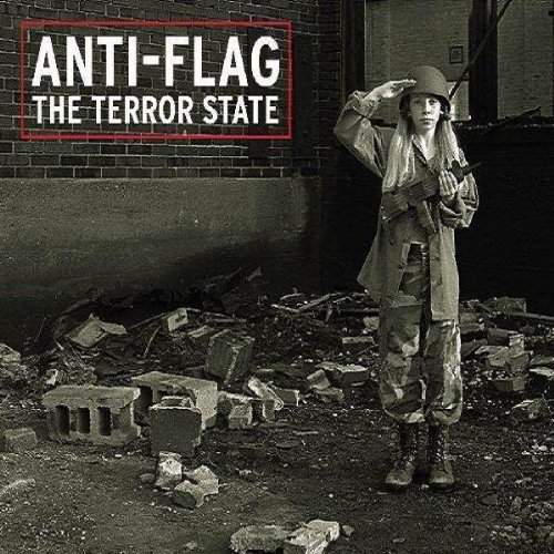 Terror State by Anti-Flag (2003) Audio CD