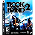 Rock Band 2 - Playstation 3 (Game only)