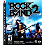 Rock Band 2 - Playstation 3 (Game only) ~ MTV Games