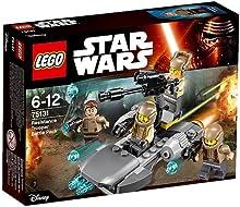 Comprar LEGO Star Wars - Pack de combate de la resistencia, multicolor (75131)